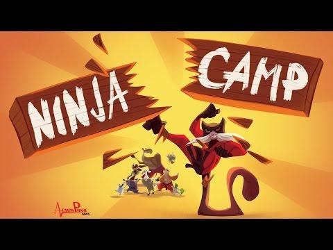 Ninja Camp   HOW TO PLAY