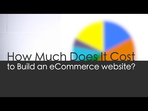How Much Does an eCommerce Website Cost? (Breakdown)