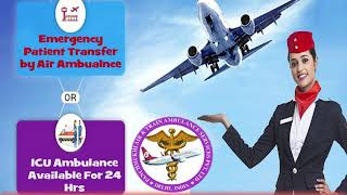 Most Affordable Air Ambulance in Patna and Varanasi