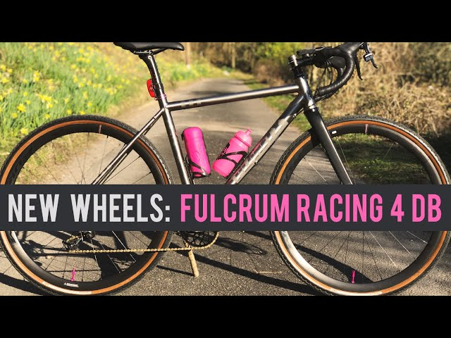 Видео Колеса Fulcrum Racing 4 DB 2WF-R C17 AFS F HH12+HH15 QR/R HH12/142+HH12/135 QR