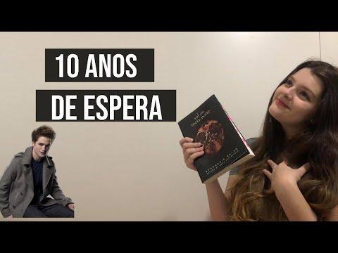 Vlog de leitura SOL DA MEIA NOITE| Isabele Cosma