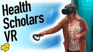 View the video Health Scholars VR