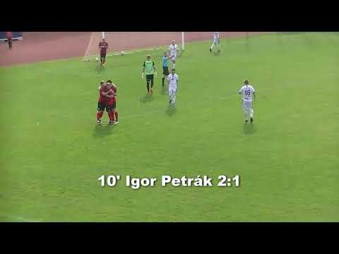 muži A: FK Hodonín - Tasovice 2:2   3.10.2020