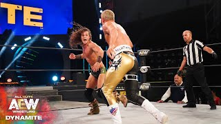 WAS CODY ABLE TO RETAIN THE TNT CHAMPIONSHIP?   AEW DYNAMITE, 6/3/20, JACKSONVILLE, FL