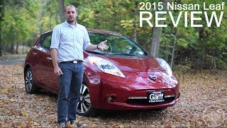 2015 Nissan Leaf Review