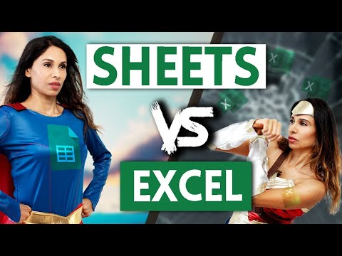Google Sheets BEATS Excel with THESE 10 Features!