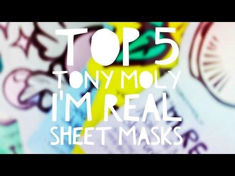 I'm Real Tea Tree Sheet Mask by TONYMOLY #10