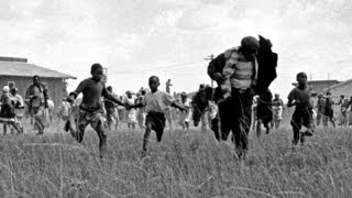 Apartheid - Sharpeville Massacre