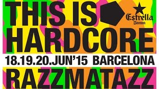 Acid Mondays - Live from Circus (This is Hardcore 2015) @ Razzmatazz