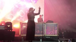 Flume - Never Be Like You feat. Kai (Live at Roundhouse, London) 16.03.16