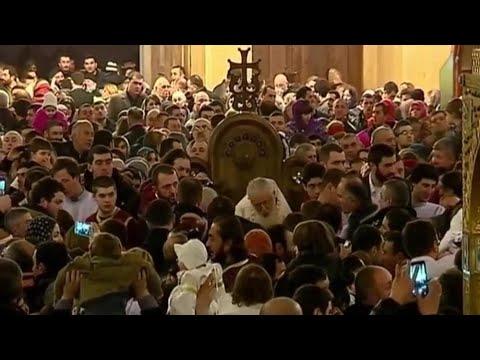 დღეს საქართველოს კათოლიკოს-პატრიარქის აღსაყდრების დღეა