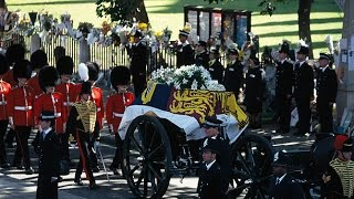 The Funeral of Princess Diana 1997