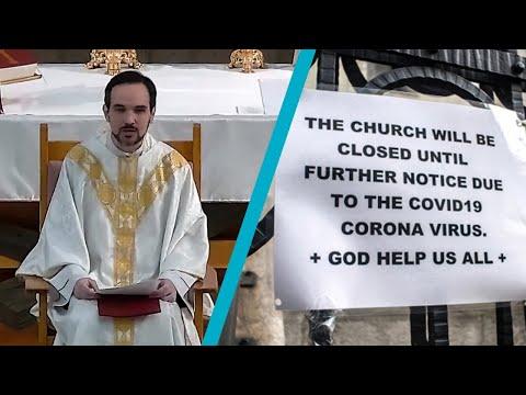 Priest Apologizes