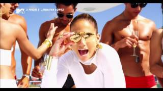 Jennifer Lopez Ft  French Montana   I Luh Ya Papi Official Music Video MTV Germany HD 720p HD