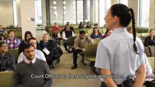Welcome to Jury Service - with english sub-titles