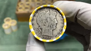 Silver Sunday! Coin Roll Hunting Half Dollars! MOST AMAZING COIN ROLL HUNT EVER!