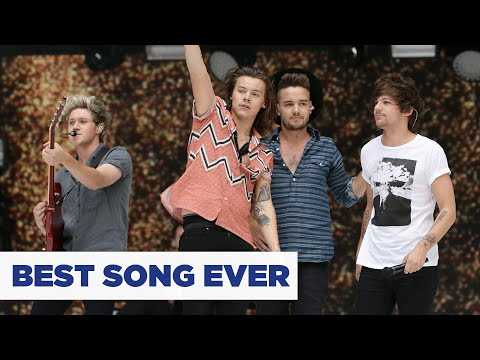 One Direction - 'Best Song Ever' (Summertime Ball 2015) Mp3