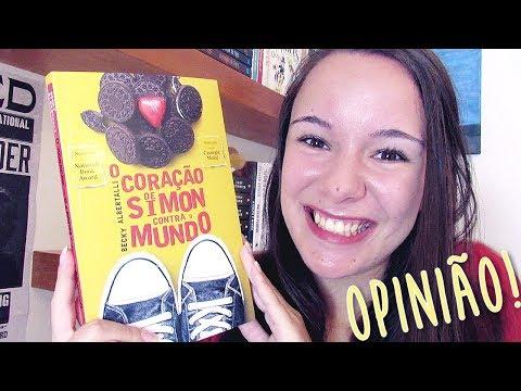 OPINIÃO: O Coração de Simon Contra o Mundo de Becky Albertalli