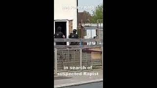 ARMED Police Bust House For Joseph McCann