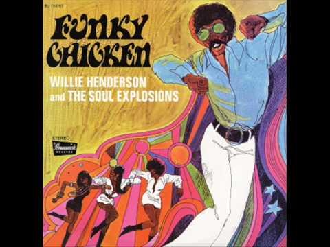 willie henderson - Funky Chicken pt. I&II online metal music video by WILLIE HENDERSON