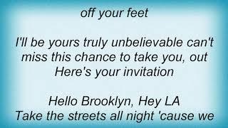 All Time Low - Hello, Brooklyn Lyrics