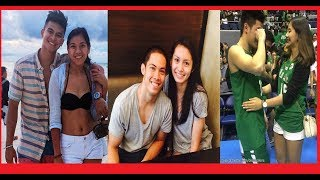 UAAP COUPLES   Basketball - Volleyball  
