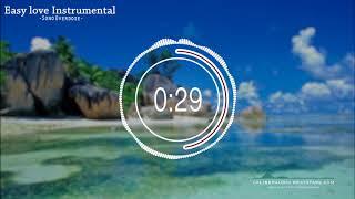 Tropical House Type Beat/Instrumental ''Easy love'' [ Sono Overdose]