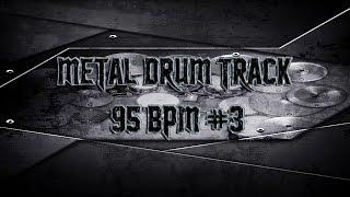 Korn Style Metal Drum Track 95 BPM (HQ,HD) | Preset 2.0