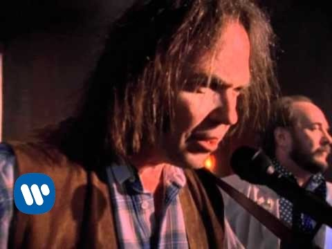 Harvest Moon performed by Neil Young