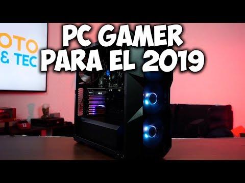 PC Gamer económica para jugar todo en el 2019 intel - Proto Hw & Tec