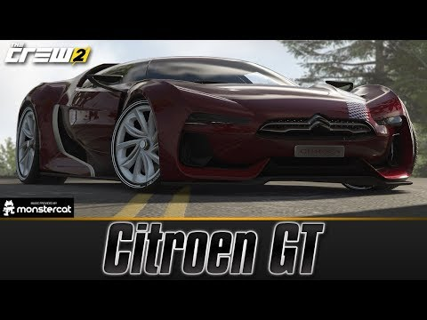 The Crew 2: Citroen GT   FULLY UPGRADED   YOU IN THE WRONG RACING GAME, BUDDY