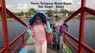 preview picture of video 'Short Trip, Danau Tamiyang - Mandi Kapau, Kab. Banjar'