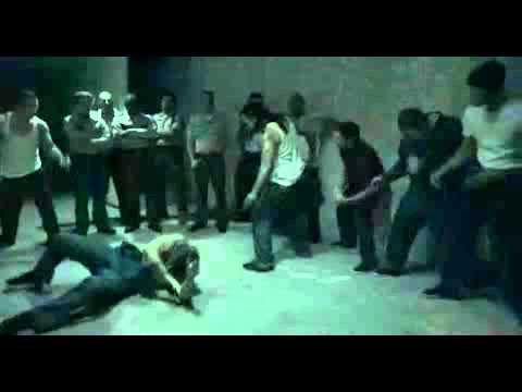 Lateef Crowder Fight Scene