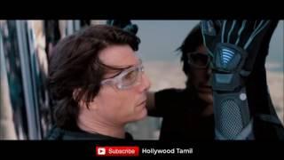 [தமிழ்] Mission impossible ghost protocol Building climbing scene in Tamil   Super Scene   HD 720p