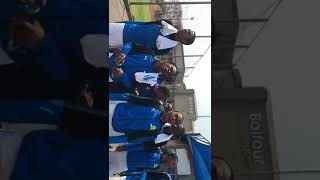 "Sundowns Academy Singing ""nyanga Yam"""