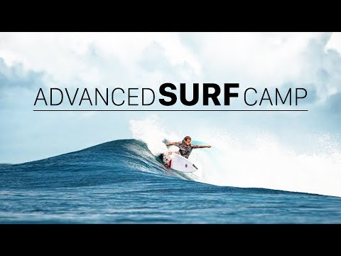 ADVANCED SURF CAMP | Bali