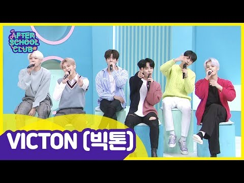 [After School Club] VICTON(빅톤) is back with their new song 'nostalgic night' ! _ Full Episode