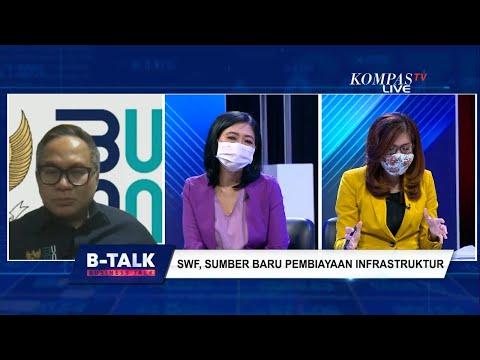 SWF Sangat Diperlukan di Indonesia - BUSINESS TALK (Bag 3)