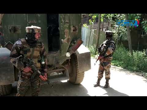 Gunfight breaks out in Awantipora in south Kashmir's Pulwama