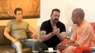 Bollywood Celebs Asked Help & Support For Narendra Modi In 2019 Elections-Salman Khan,Sanjay Dutt
