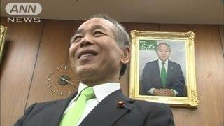鈴木宗男元議員の肖像画が国会内に在職25年で12/03/21