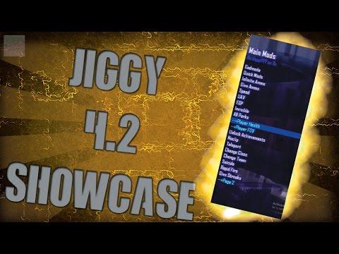 BO2 Jiggy 4 5 Mod Menu Showcase + DOWNLOAD!! - игровое видео