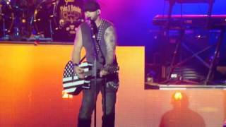 Brantley Gilbert- One Hell Of An Amen Pittsburgh PA August 2016