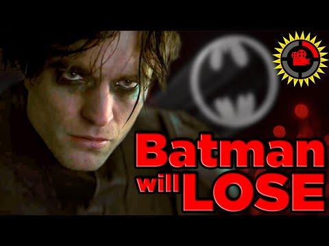 Film Theory: This is NOT A Batman Movie! (The Batman Trailer 2021)
