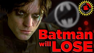Film Theory: This is NOT A Batman Movie! (The Batman Trailer 2021)