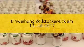 Einweihung Wohnheim Zollstocker-Eck - KStW