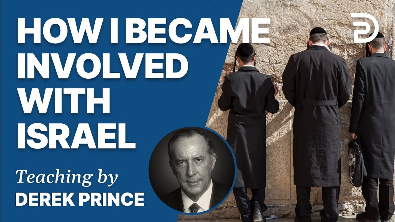 YouTube thumbnail for How I Became Involved With Israel