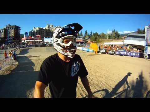 GoPro HD HERO Camera: Crankworx Whistler – VW Air Showdown Preview