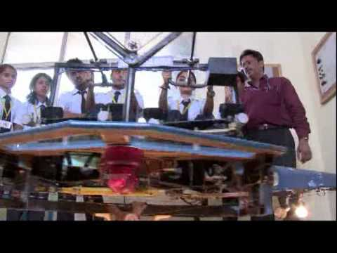 Workshop Lab & Mock Ups - Thakur Institute of Aviation Technology