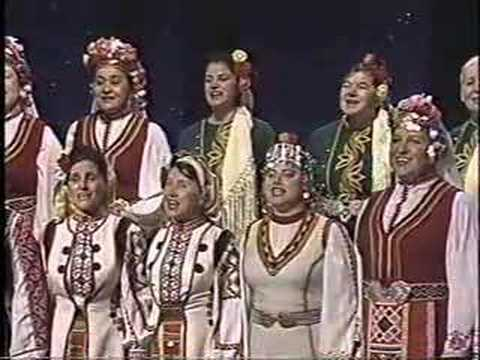 "The Bulgarian Women's Choir Sing ""Oh Susanna"""